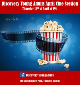 Discovery church cine session