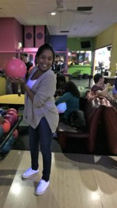 young adults bowling discovery church