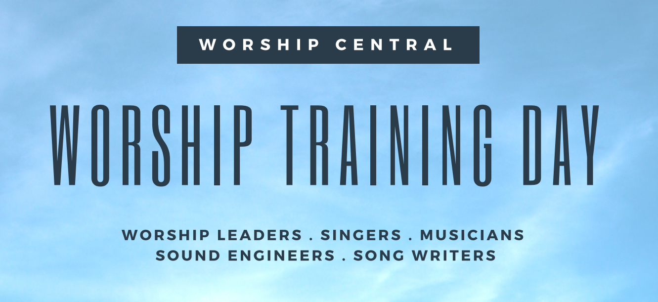 worship central training day